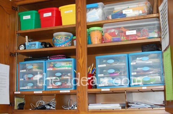Model Office Organization  Craft Room Ideas Organization  Pinterest