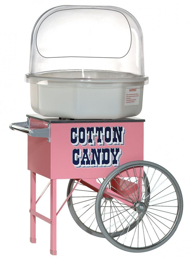 cotton machine rental