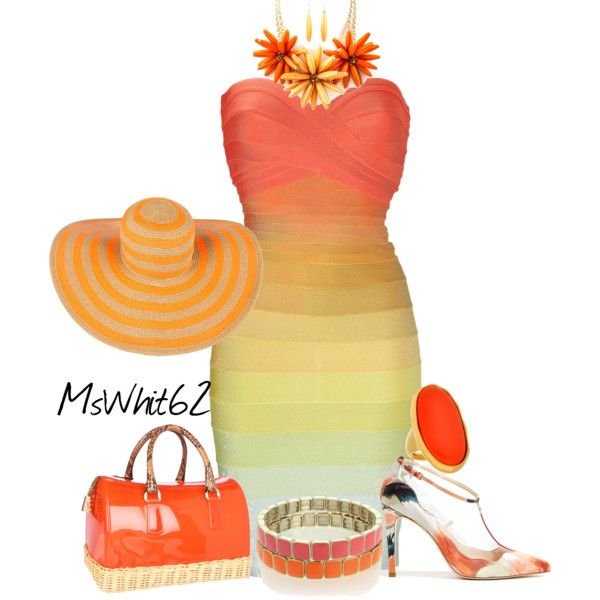 Sunday Brunch Garden Party by mswhit62 on Polyvore