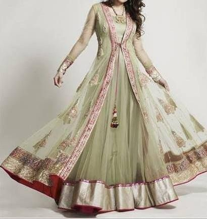 Pakistani dress dizain photo for Dress dizain photo