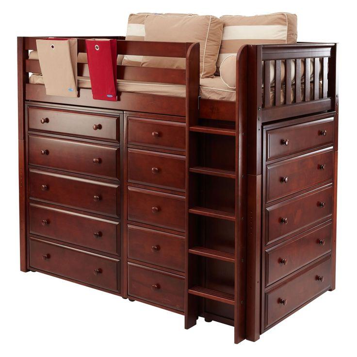 Storage Storage Loft Bed