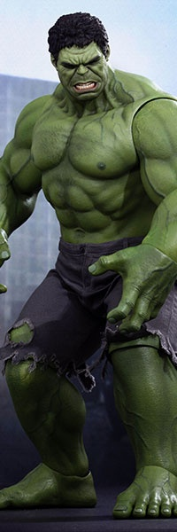 Hulk Sixth Scale Figure - The Avengers  $299.99      Click on picture link for order details and more information!