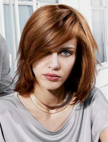Shoulder Length Haircuts | Hair & Beauty | Pinterest