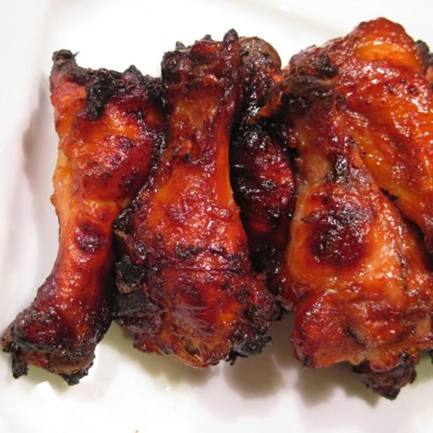 spicy apricot glazed chicken barbecued spicy apricot glazed chicken ...