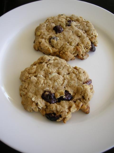 oatmeal cranberry cookies. | FOOD | Pinterest