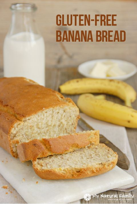 Easy Gluten-Free Banana Bread | Recipe