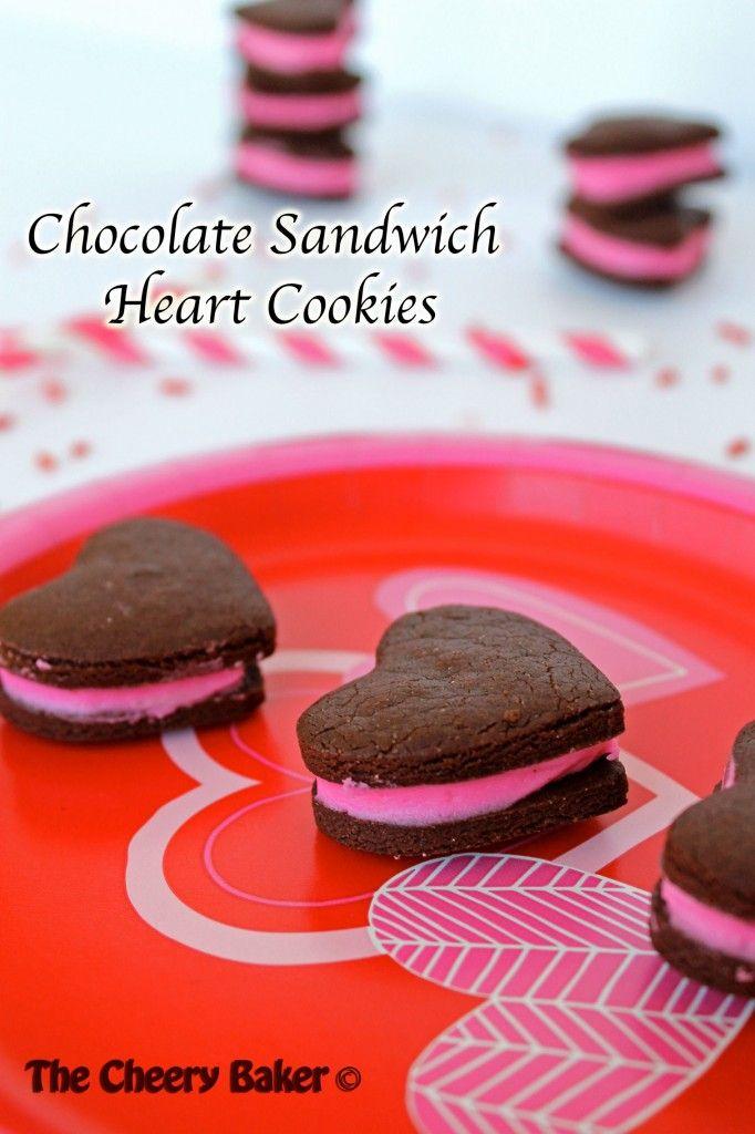 Chocolate Sandwich Cookies | Sweet Dreams | Pinterest
