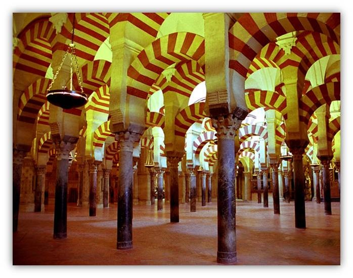 Mezquita, Cordoba - I want to see this when I'm in Spain!