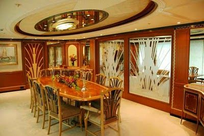 art deco dining room for the home pinterest