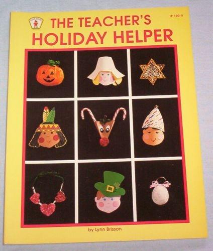 Teacher's Holiday Helper book