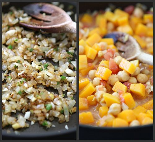 Vegetarian Stew With Quinoa, Butternut Squash & Coconut Milk Recipes ...