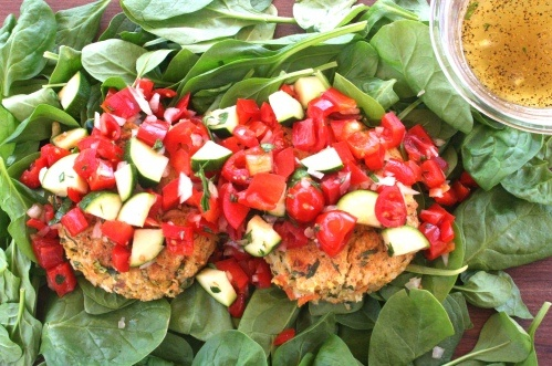 chickpea brown rice veggie burgers | On the Grill | Pinterest