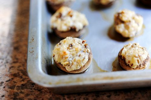 Stuffed Mushrooms, Baby | Recipe
