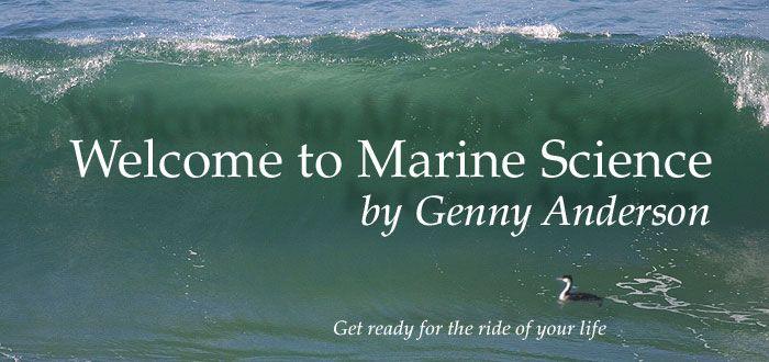 Marine Biology universitie courses