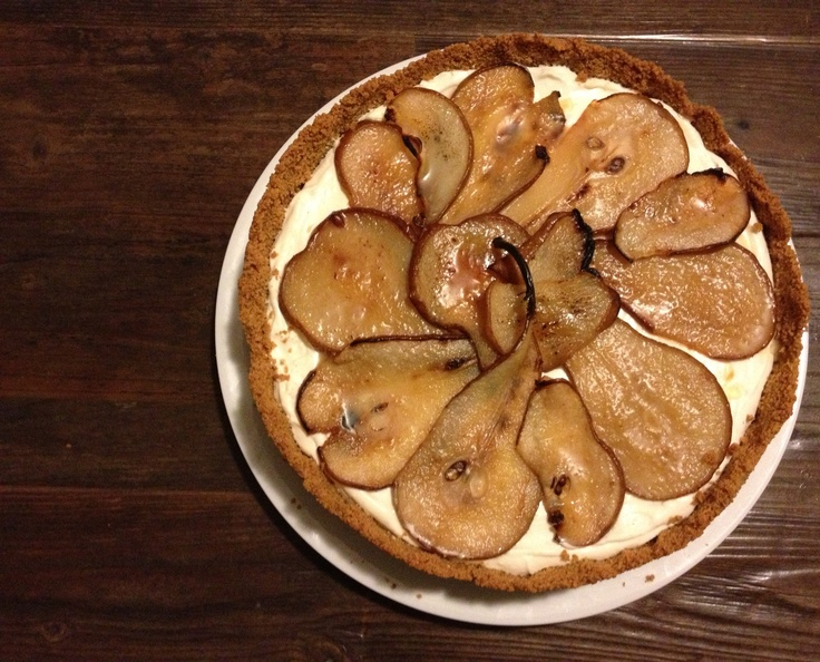 ... ://www.marthastewart.com/329044/maple-cheesecake-with-roasted-pears