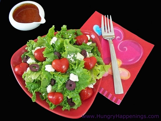 valentine's day salad recipes