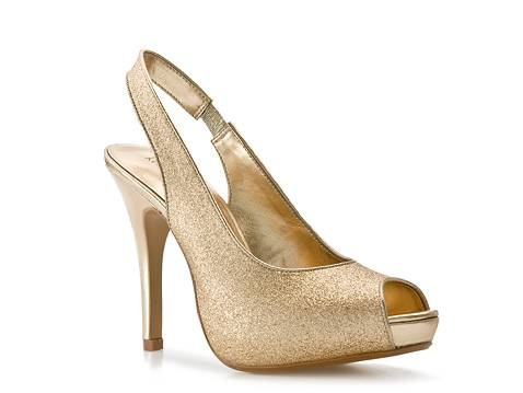 Gold Women's Heels: orimono.ga - Your Online Women's Shoes Store! Get 5% in rewards with Club O!