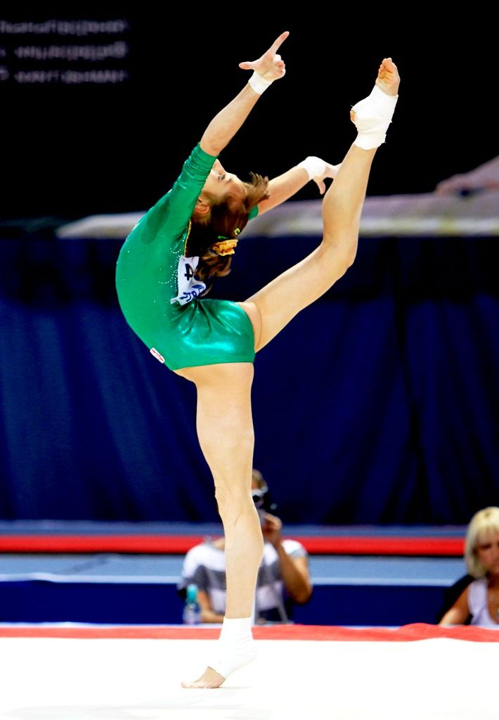 Viktoria komova life of a gymnast pinterest for Floor gymnastics