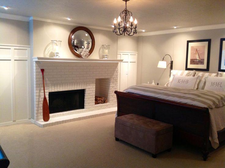 revere pewter by benjamin moore bedrooms pinterest