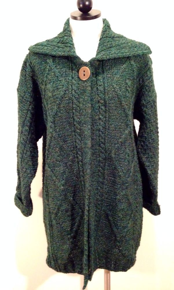 Knitting Websites Ireland : Carraig donn sweater ireland celtic merino wool aran knit