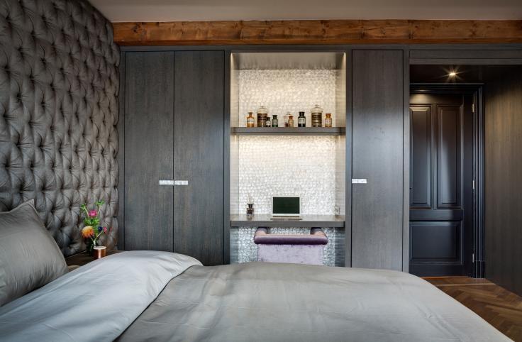 Slaapkamer met hotelsfeer  My perfect home  Pinterest