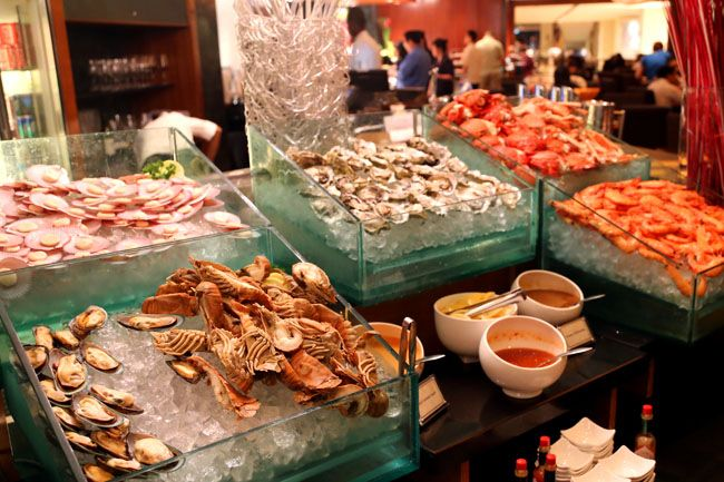 M Hotel Cafe  Buffet Price