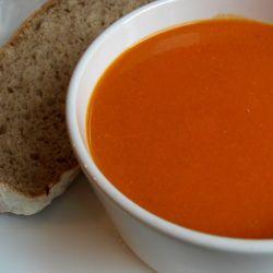 Creamy Tomato Soup with Smoked paprika | soup & more soup... | Pinter ...