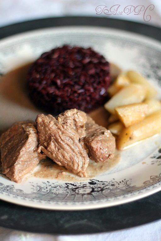 Coconut's Milk Beef Stew | Food | Pinterest