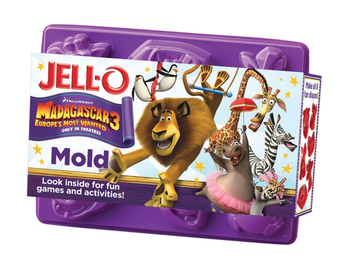 Kraft Corner Store - These are just too cute!  Jello jiggler molds