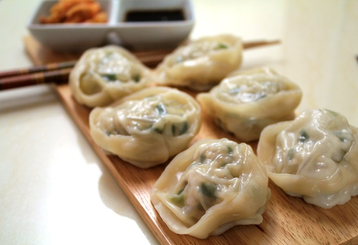 Korean Dumplings - Mandu | YUMMY | Pinterest