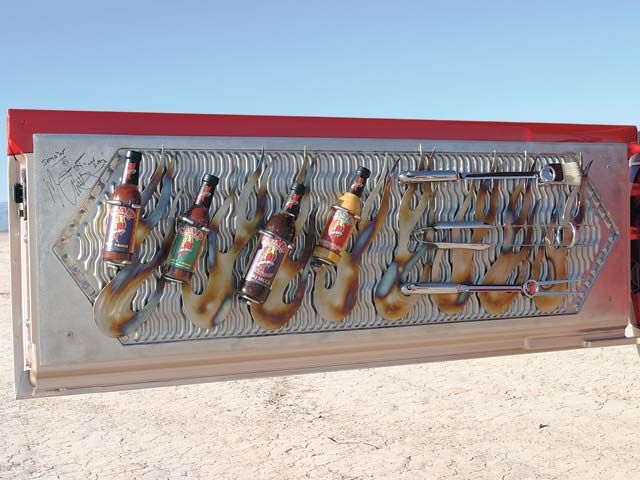 Custom 2005 Gmc Canyon Swinging Tailgate | Bud Light | Pinterest