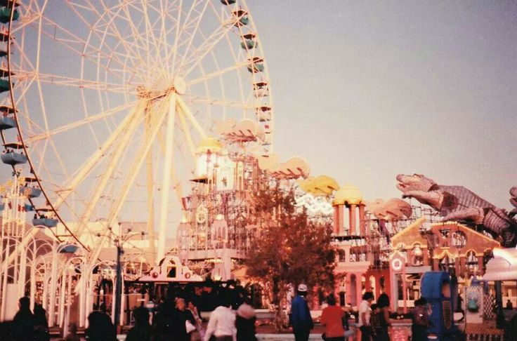 New Orleans World's Fair 1984 | New Orleans-Ain't There No More ...