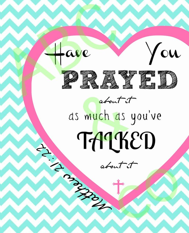 Prayer Journal Printables by AbcandCo on Etsy, $9.95