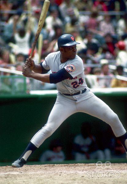 Willie Mays Ny Mets Baseball Pinterest