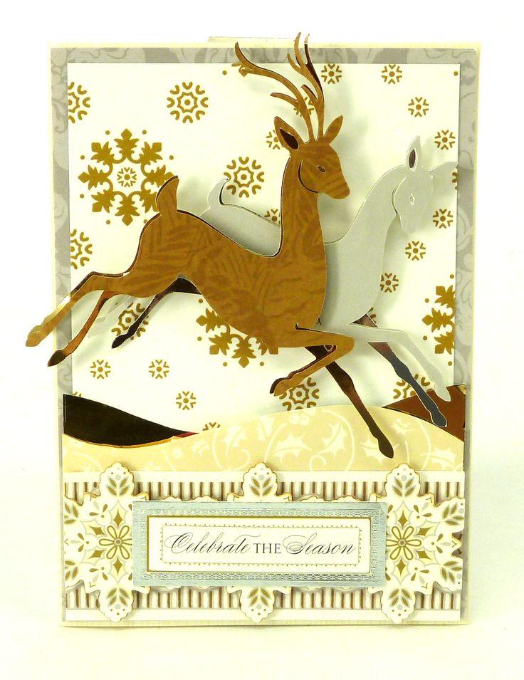 © Anna Griffin, Inc. Winter Wonderland Cricut Cartridge