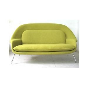 Womb Style Sofa: Allows you to curl up and relax in comfort