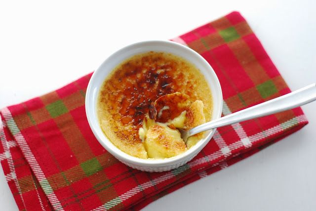 White Chocolate Macadamia Creme Brulee Recipe — Dishmaps
