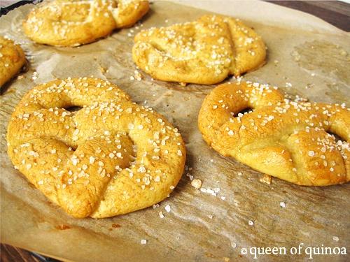 Gluten-Free Soft Pretzels - This entire blog is gluten free