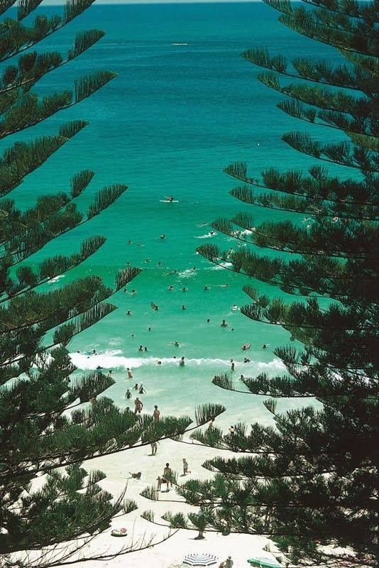 Yamba Australia  city photos : Yamba Main Beach, New South Wales, Australia