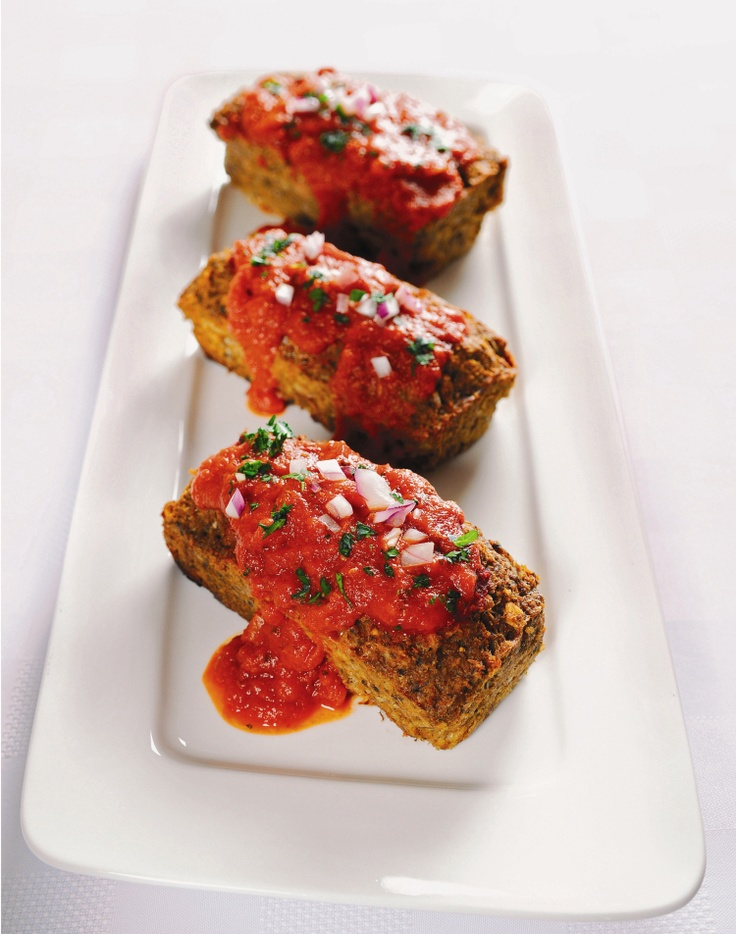 Michelle's Turkey, Vegetable & Oat Mini-Meatloaves with Marinara ...