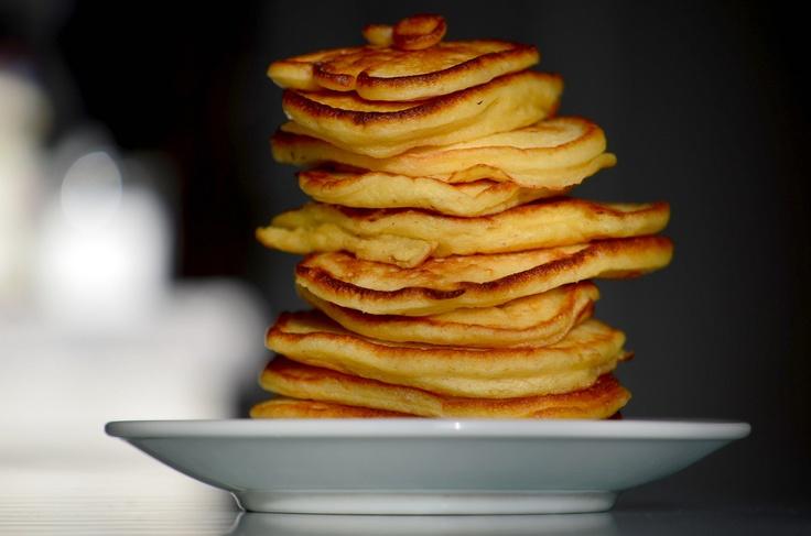 Pancakes. One of my favorite breakfast foods.