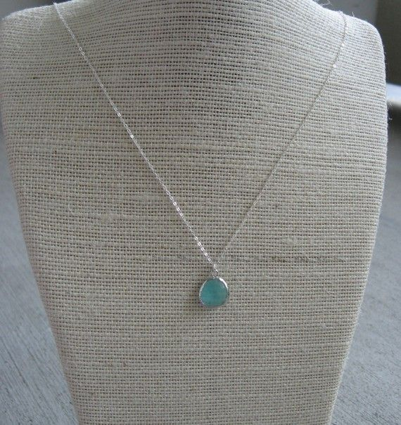Mint julep, silver, delicate modern jewelry