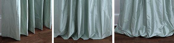 Curtain Lengths | Window Dressings | Pinterest