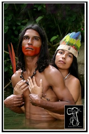 Taino Arawak...the original people of Puerto Rico-Boriken ...