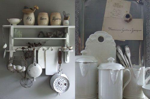 Brocante Keukenspullen : Keukenspullen Interior – Brocante Sfeer Pinterest
