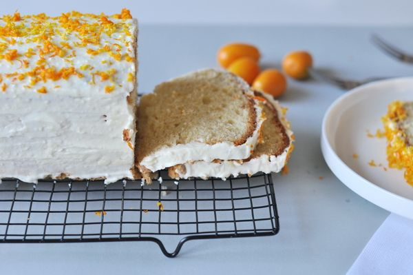 Orange yogurt cake | Make Life Easier | Bon Appétit | Pinterest