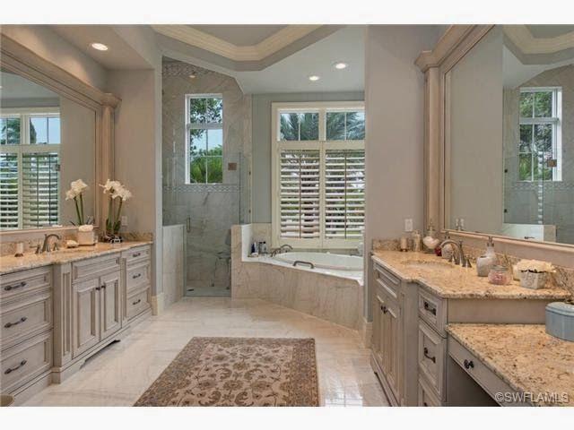 Elegant Residences Bathrooms Pinterest