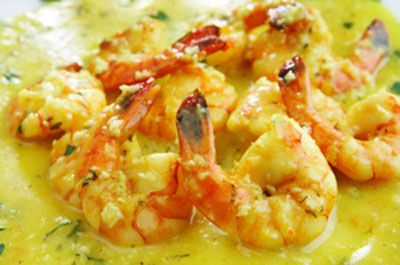 Gambas al pil pil | Things to Cook | Pinterest