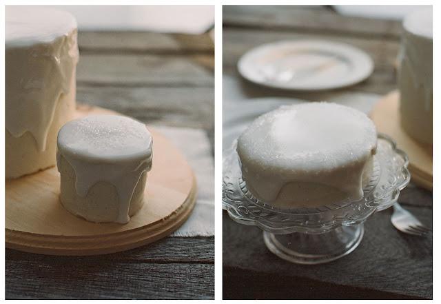Banana, Nutella & Cream Cheese Cake | Cakes | Pinterest