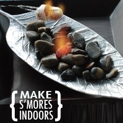Make S'mores Indoors | Do dis thang | Pinterest